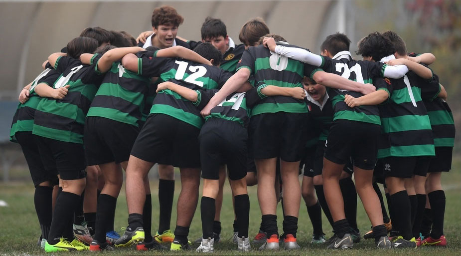 UNDER 14 LYONS – TRIANGOLARE RUGBY VARESE – RUGBY MALPENSA 28 ottobre 17