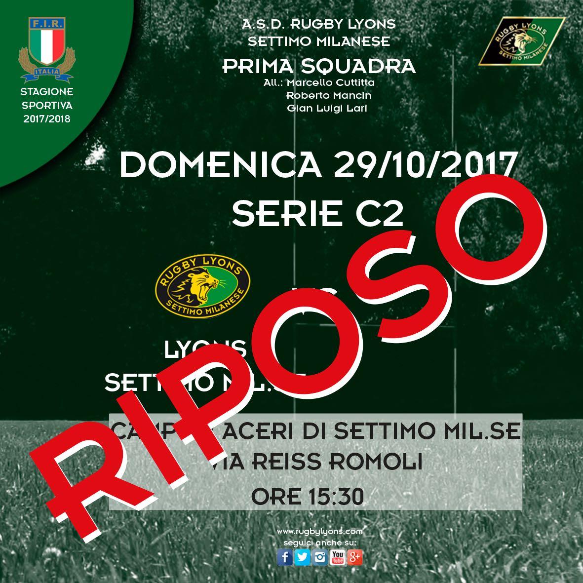Quinta giornata Campionato C2