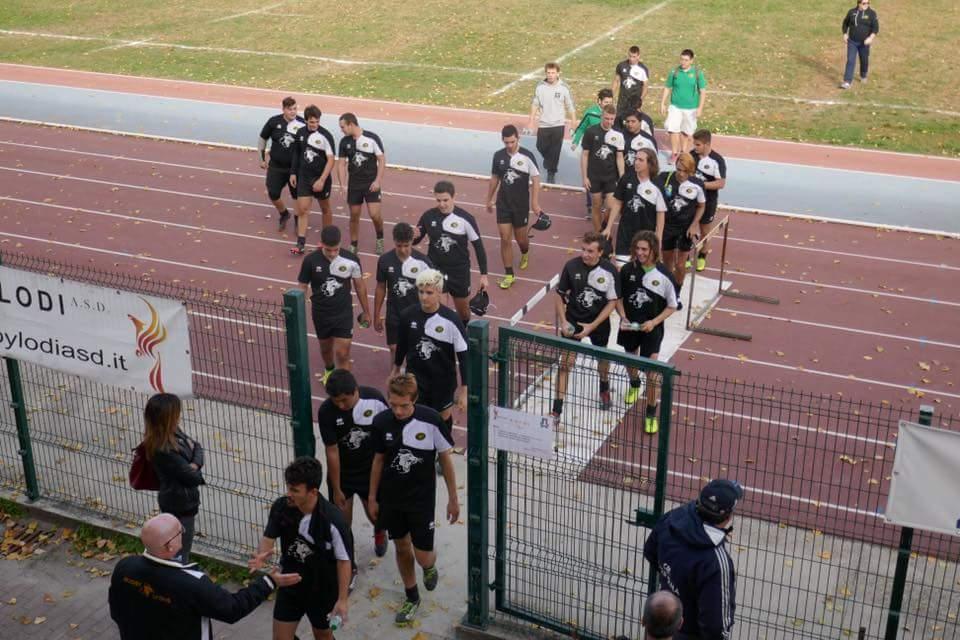 UNDER 18 – FTCI San Donato M.se Vs Rugby Lyons Settimo M.se