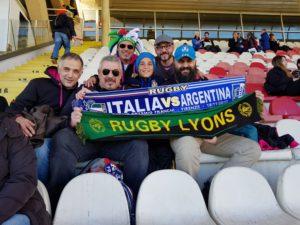 Lyons & Babbyons assieme a Firenze per Italia vs Argentina