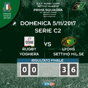 Risultato 6a Giornata Serie C2