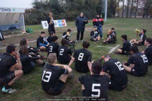Under 18  – Rugby Lyons Vs Lainate cronaca della giornata