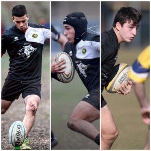 Selezione Under18 del Rugby Comitato Lombardo