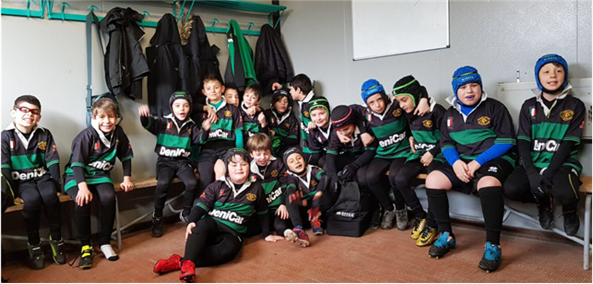 Under 10 Rugby Lyons – 25 Marzo 2018