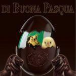 La Società Rugby Lyons di Settimo Milanese augura a tutti una Buona Pasqua.