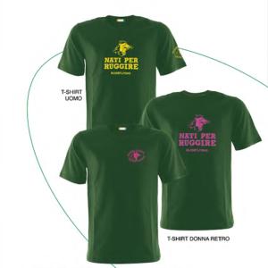 """T-Shirt """"Nati Per Ruggire"""""""
