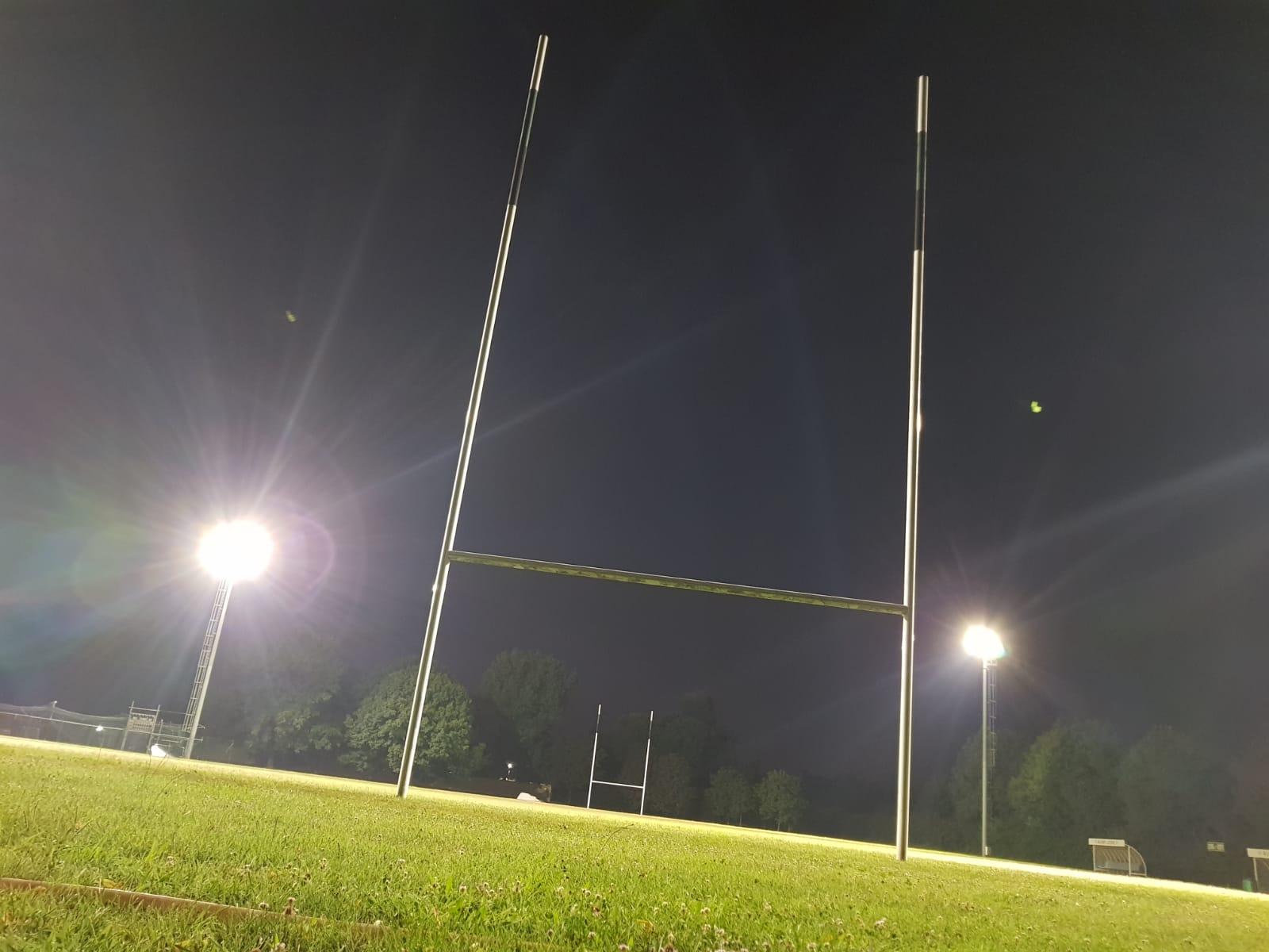 Nuovo impianto di illuminazione al Sette Aceri