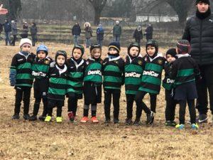 Primo raggruppamento del 2019 per i nostri piccoli Leoncini