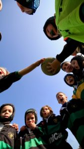 Raggruppamento Under 6 e Under 8  – Rozzano 31/03/2019