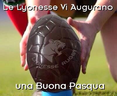 Buona Pasqua dalle Lyonesse